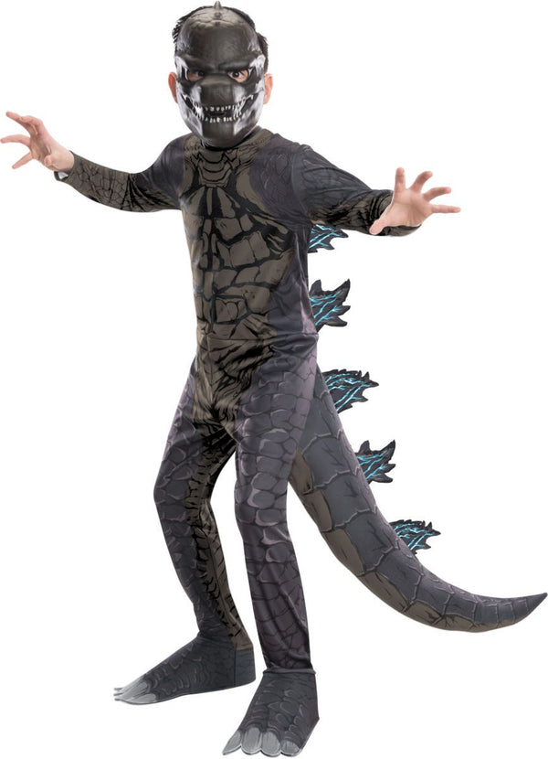 GKM-GODZILLA HS COSTUME- CHILD