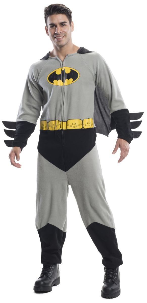 BATMAN ONESIE COSTUME -