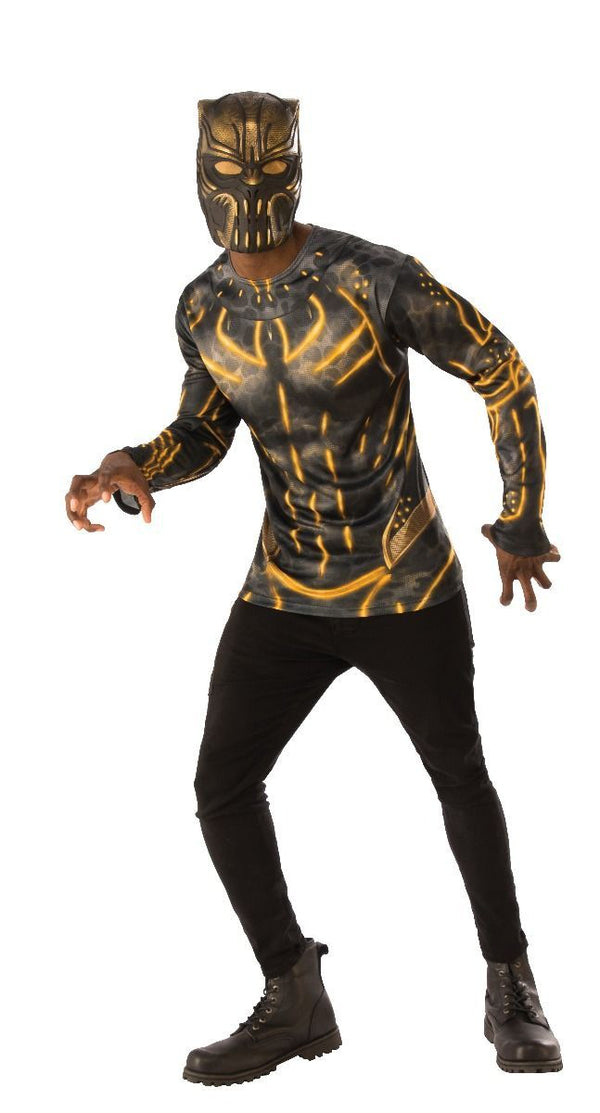 KILLMONGER COSTUME TOP