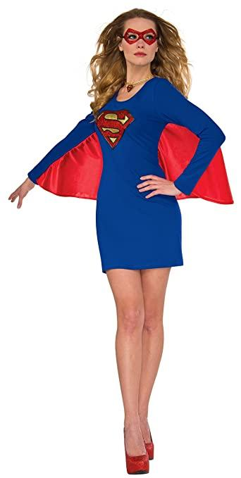 SUPERGIRL DRESS WWING