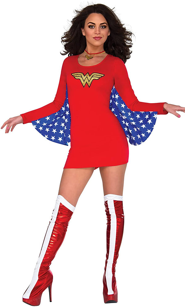 WONDERWOMAN DRESSWING