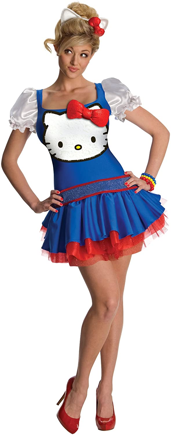 HELLO KITTY BLUE CLASSIC