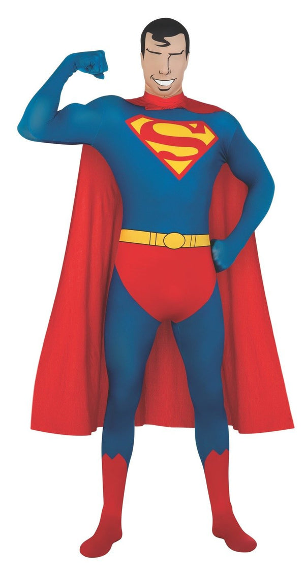 SUPERMAN 2ND SKIN SUIT