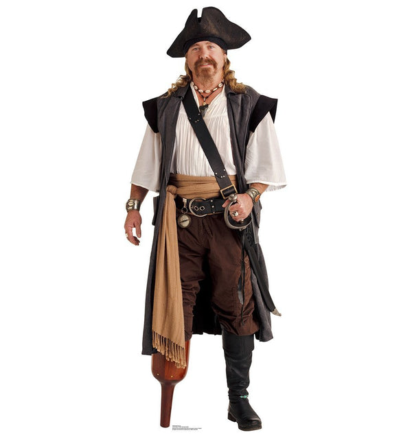 PEG LEG PIRATE