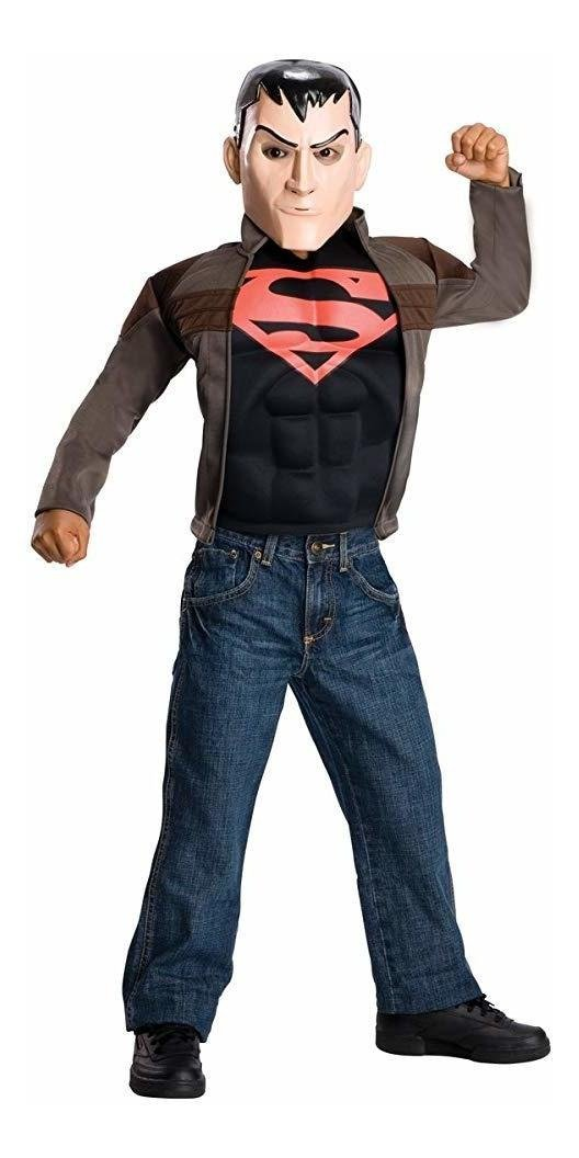 YOUNG JUSTICE- SUPER BOY