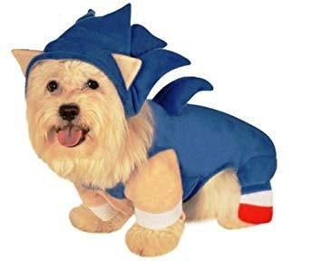 SONIC THE HEDGEHOG PET CO
