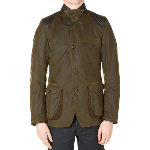 BARBOUR X LAND ROVER BONEYARD JACKET