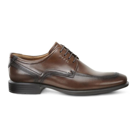 Ecco, Cairo Apron Toe Lace Dress Shoes