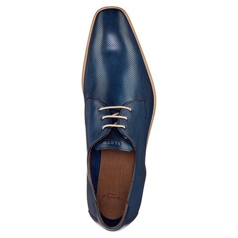 LLOYD / FELTON - Derby Shoes Blue