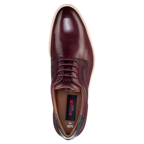 LLOYD / IVOR - Derby Shoes Red
