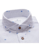 Emanuel Berg Lightweight Soft Oxford Cloth Luxury Sportshirt