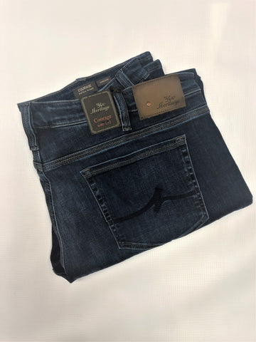 34 Heritage - Courage Jeans - Deep Taneel