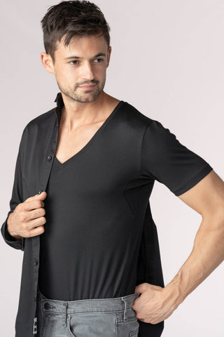 Mey V-neck Shirt - Business Class