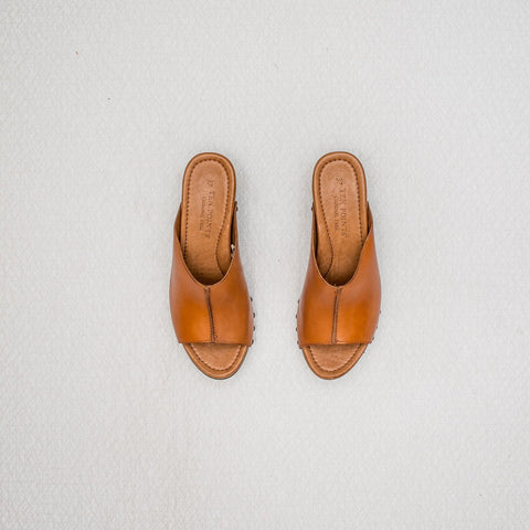 Ten Points - Eva Clog, Cognac