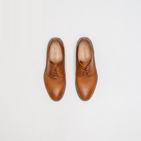 Ten Points Linn Leather Lace Up