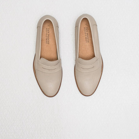 Ten Points Linn Leather Loafers