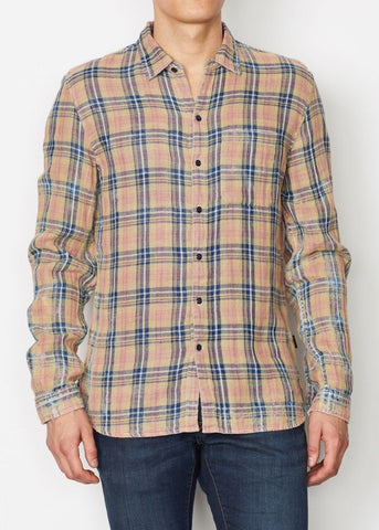 John Varvatos - Neil Reversed Button Sport Shirt