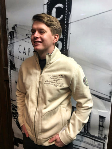 Napapijri - Light Vintage Belton Cream Jacket