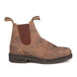 Blundstone 1306 - Chisel Toe Dress Rustic Brown