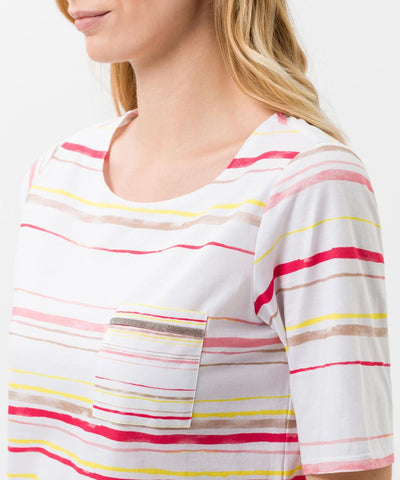 Collette T-Shirt Stripe