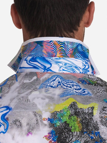 Robert Graham - Impaired Vision Long Sleeve Shirt