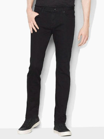 The Bowery Slim-Straight Fit Knit-Stretch Jean