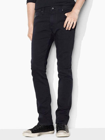 John Varvatos The Bowery Slim-Straight Fit Knit-Stretch Jean