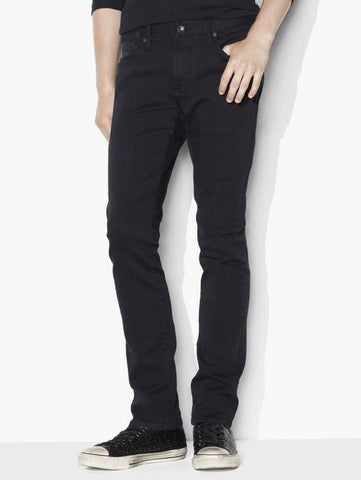 John Varvatos, Bowery Washed Knit Jean