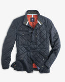 Johnnie-O - Weldon Antique Cotton Quilted Jacket