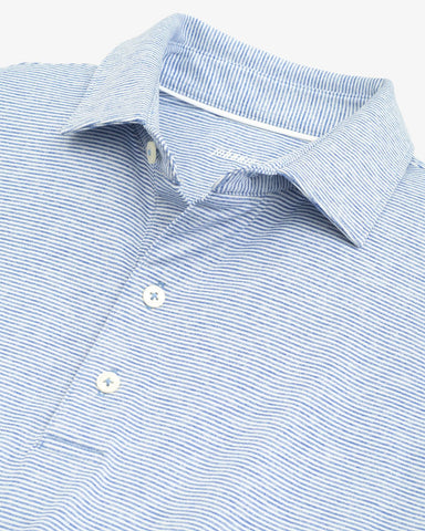 Johnnie-O, Jersey Polo - Lyndon Stripe