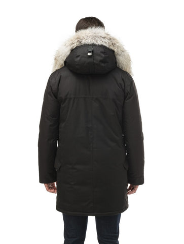 Nobis Johan Men's Long Parka