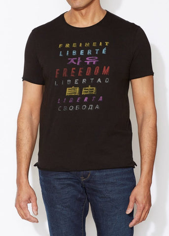 John Varvatos Star USA, Freedom Graphic Tee