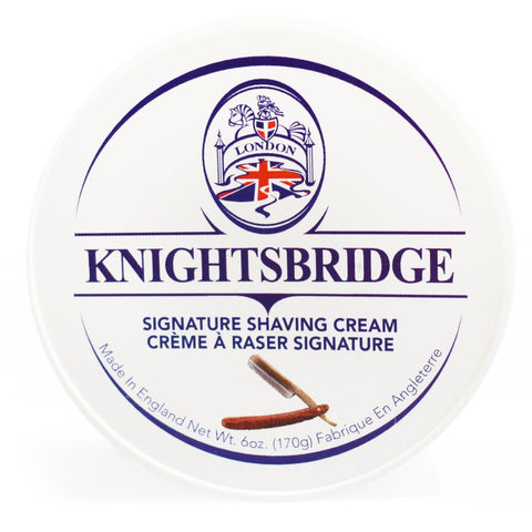 KNIGHTSBRIDGE - SIGNATURE SHAVING CREAM