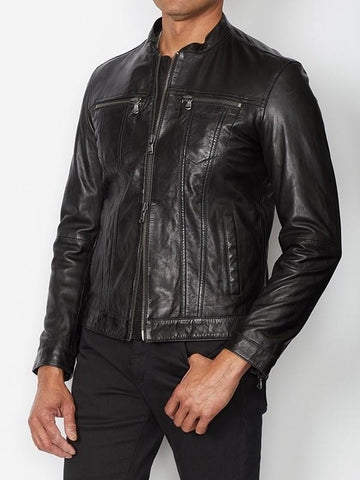 John Varvatos The Leather Racer