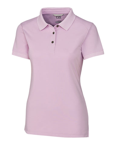 Cutter & Buck - Ladies' Advantage Polo, Iced Orchid