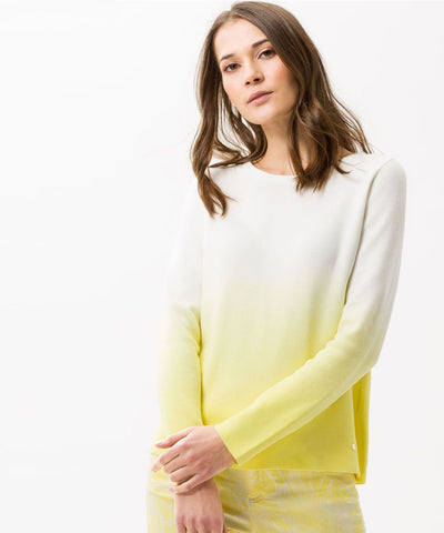 Lisa Dip Dye Sweater