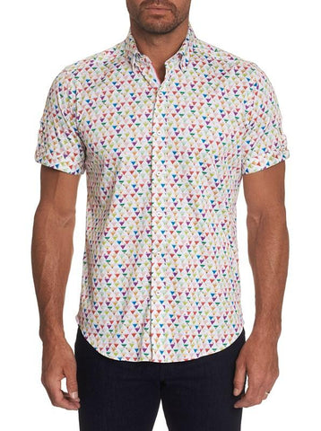 Robert Graham - Bryant Short Sleeve Shirt