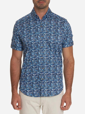 Robert Graham - Weaver Short Sleeve Shirt