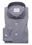 Emanuel Berg Fine Gauge Cotton Jersey Luxury Sportshirt