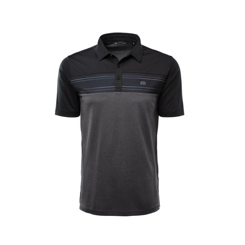 Travis Mathew Properly Hydrated Short Sleeve Polo