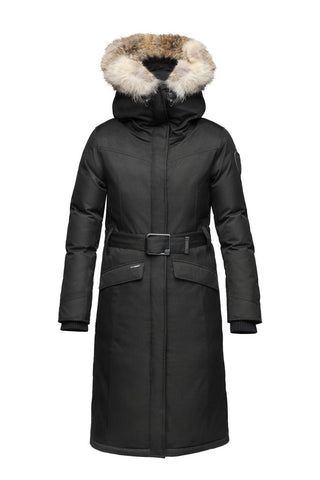 Nobis Morgan Ladies Long Coat