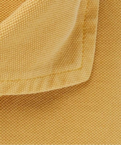 PROFUOMO / YELLOW SHORT SLEEVE SHIRT