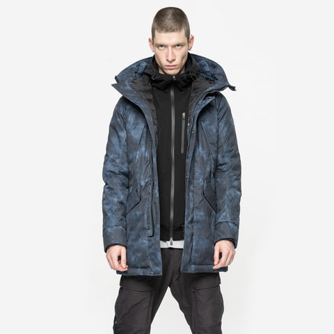 Krakatau Parka, Blue Cloud