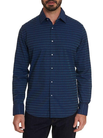 Robert Graham - Cubist Long Sleeve Sport Shirt