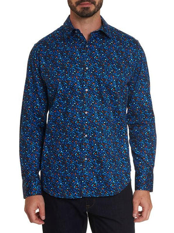 Robert Graham - The Ludwig Sport Shirt Navy
