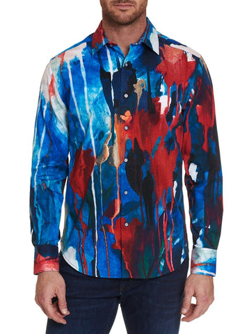 Running Colors Sport Shirt