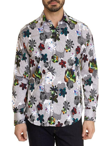 Robert Graham - Color Effect Long Sleeve Shirt