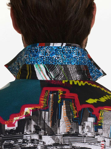 Robert Graham - The Lost City Sport Shirt