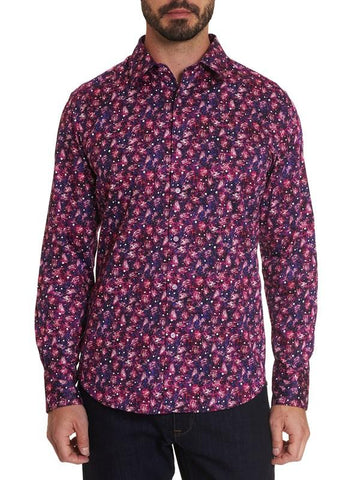 Robert Graham - Space Travel Sport Shirt