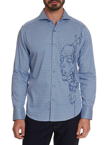 Robert Graham - Face Off Long Sleeve Shirt